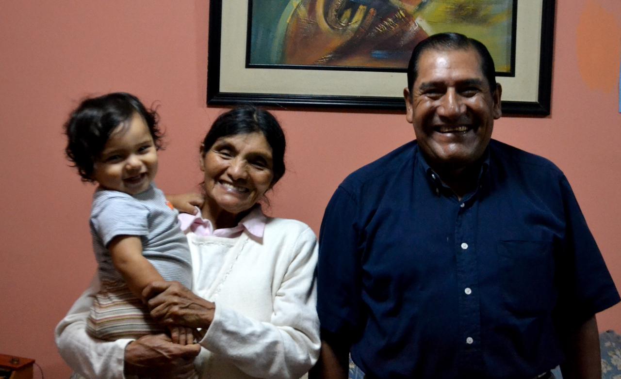 """""""Family of Coco Paniora Salinas of Rumi Sumaq"""""""
