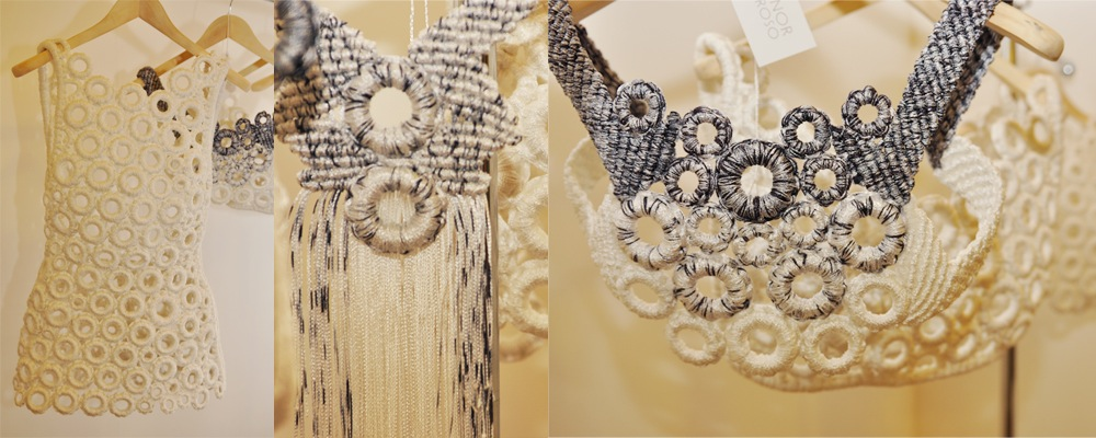 Macrame and Fringe by Eleanor Amoroso