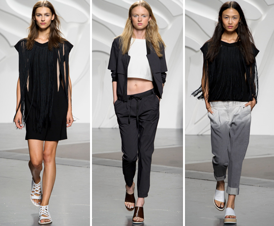 Fringe Festival Fashion Tibi Spring 2014 on Rumi Sumaq Blog
