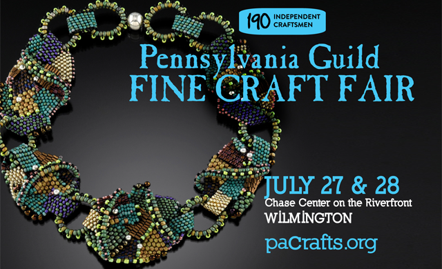 July Fine Craft Fair Pennsylvania Guild of Craftsmen