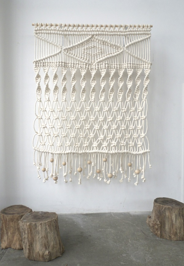 Macrame Art by Sally England