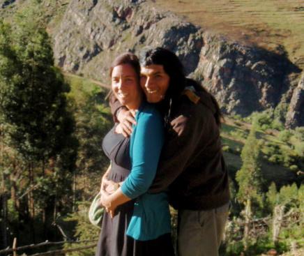 Co-owners of Rumi Sumaq Melanie Vento and Coco Paniora Salinas