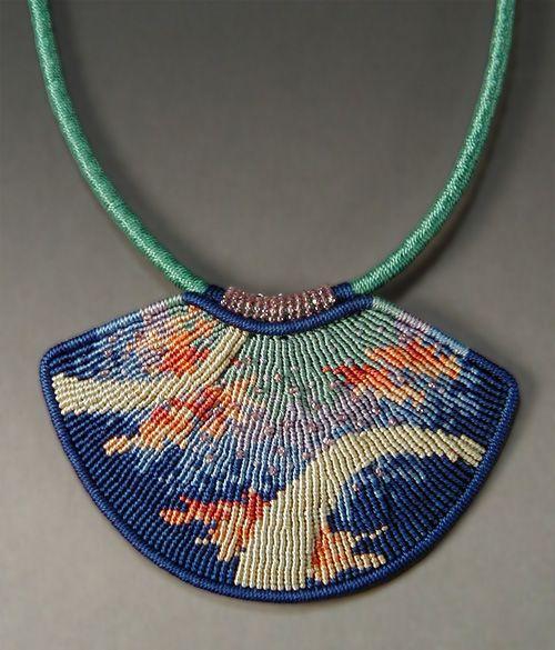 Contemporary Macrame In Jewelry Interior Design And Fashion