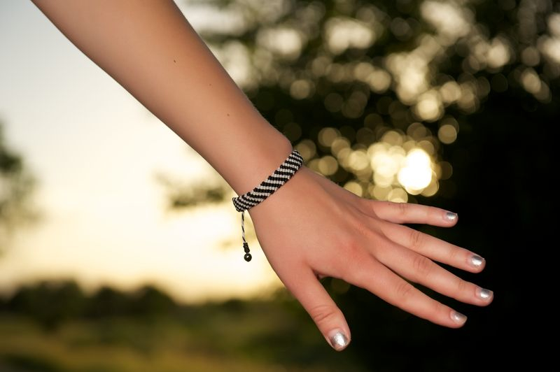 Rumi Sumaq Macrame Bracelet on Fashion Snag Blog with Jacqeline Rose