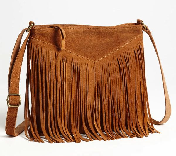 Festival Fashion Fringe Bag by Steve Madden