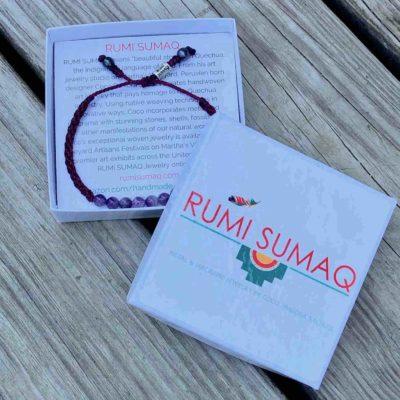 Amethyst Bracelet | RUMI SUMAQ