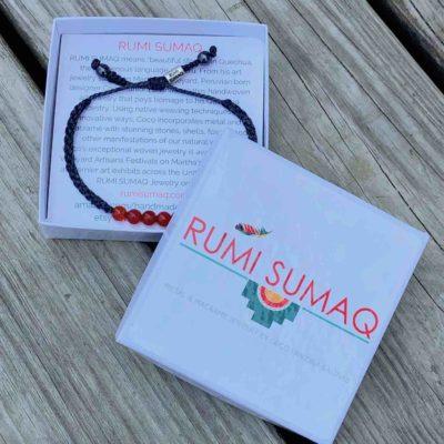 Fire Agate Bracelet | RUMI SUMAQ