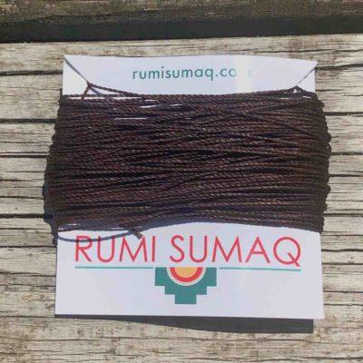 Linhasita 259 | Rumi Sumaq Waxed Polyester Cord