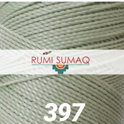 Find Linhasita 397 mint green 1mm waxed polyester cord at RUMI SUMAQ, the premier retailer for waxed cords for basketry, jewelry making, beading, quilting
