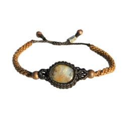Peruvian Blue Opal Bracelet | RUMI SUMAQ