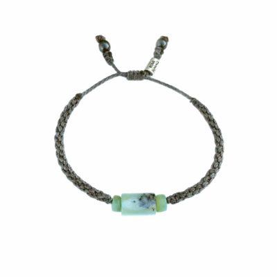 Peruvian Green Opal Bracelet | RUMI SUMAQ