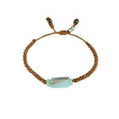 Peruvian Opal Bracelet | RUMI SUMAQ Jewelry Handmade on Martha's Vineyard by Designer Coco Paniora Salinas