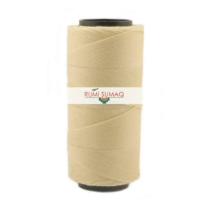 Settanyl 01-072 Butter Waxed Polyester Cord 1mm Waxed String | RUMI SUMAQ Brazilian Waxed Cords