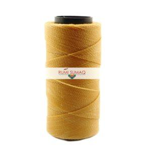 Settanyl 01-283 Waxed Polyester Cord 1mm Waxed Thread | RUMI SUMAQ Brazilian Macrame Cords