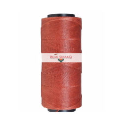 Settanyl #03-160 Terra Cotta 1mm Waxed Polyester Cord