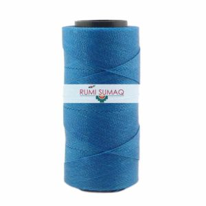 Settanyl 04-707 Ahoy 1mm waxed polyester cord available at RUMI SUMAQ. Brazilian waxed cord for macrame jewelry, friendship bracelets, beading, and leather working.