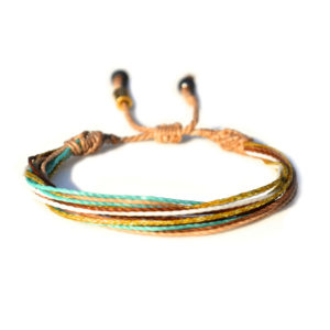 Surfer Bracelet for Men and Women by Rumi Sumaq